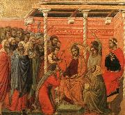 Duccio di Buoninsegna Crown of Thorns oil painting artist